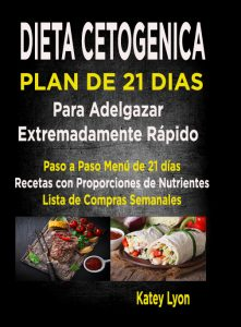 dieta cetogenica menu 21 dias